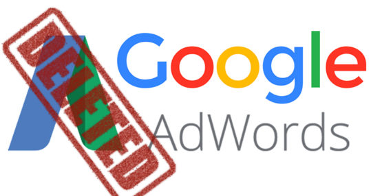 Delete Adwords Account